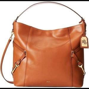df9e6c5b27 LAUREN Ralph Lauren • Woodbridge Large Hobo